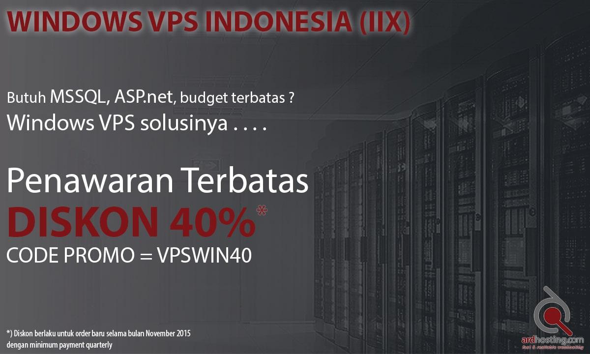Promo VPS Indonesia