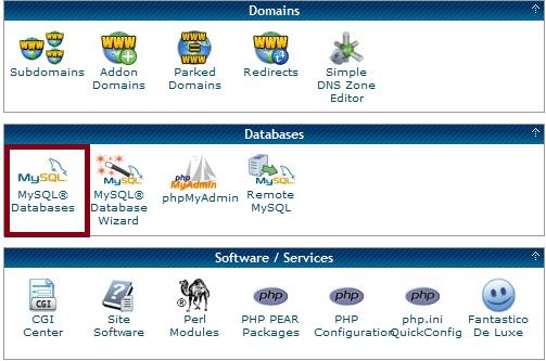 2-cpanel-mysql-databases