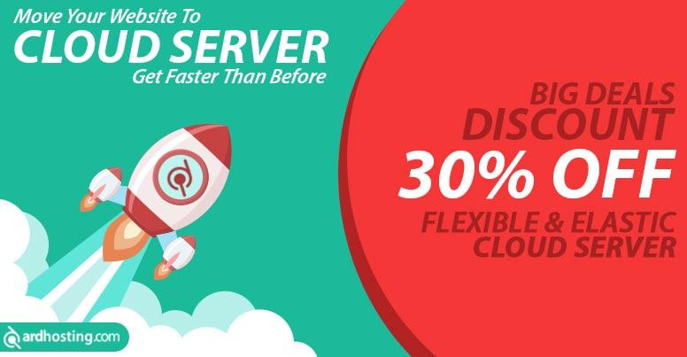 promo cloud server